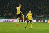 """Aktyviai besistiprinanti """"Borussia"""" planuoja atkaklią kovą dėl Vokietijos čempionų titulo"""