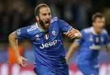 """Čempionų lyga: """"Juventus"""" ruošiasi užbaigti darbą ir keliauti į finalą"""