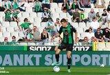 Lietuvos futbolo rinktinėje – priverstiniai pasikeitimai