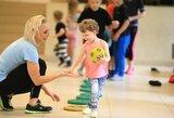 Vaikų sporto užsiėmimai naudingi ne tik vaikams