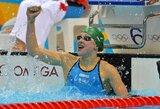 Londono olimpiada: antrosios dienos apžvalga
