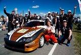 """""""Bunasta by Žaibelis motorsport"""" 1006 km lenktynėms gavo sudėtingą užduotį"""