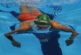 G.Titenis su geriausiu rezultatu Liuksemburge pateko į 50 m plaukimo krūtine finalą