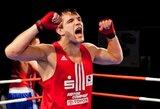 Tarptautinio A.Šociko vardo bokso turnyro nugalėtojais tapo du lietuviai
