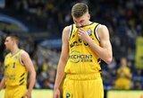 R.Giedraičio rezultatyvus žaidimas ALBA nuo pralaimėjimo neišgelbėjo