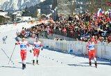 Pamatykite: 30 km lenktynėse pasaulio čempionato aukso likimą nulėmė 0.1 sek.