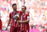Vokietijos legenda P.Lahmas taikosi į futbolo federacijos prezidento postą