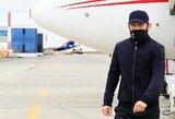 """Ch.Nurmagomedovo žinutė Prancūzijos prezidentui: """"Tegul Aukščiausiasis išniekina šitos padugnės veidą"""""""