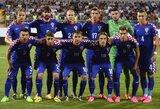 Kroatija paskelbė sudėtį EURO 2016 turnyrui