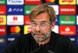 """J.Kloppas: """"Esu įsitikinęs, kad """"Bayern"""" jaučiasi geriau už mus"""""""
