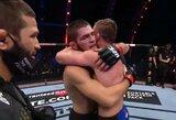 UFC išpildė paskutinį Ch.Nurmagomedovo troškimą