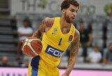 """S.Wilbekinas paskutinėmis sekundėmis taikliu dvitaškiu išplėšė """"Maccabi"""" pergalę prieš """"Olympiacos"""""""