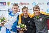 Orientacininkui A.Bartkevičiui – pasaulio jaunimo čempionato bronza