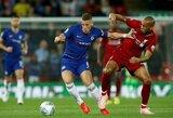 Fabinho prabilo apie sunkumus bandant prisitaikyti rungtyniaujant Anglijoje