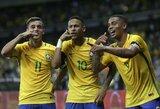 Neymaras kalbina P.Coutinho pereiti į PSG
