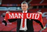 """Vasarą """"Manchester United"""" laukia permainos: O.G.Solskjaeras žada priimti negailestingus sprendimus"""