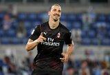 Šaltiniai: Z.Ibrahimovičius ir kitą sezoną žais Italijoje