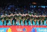 Atnaujintame FIBA reitinge – Lietuvos rinktinės žingsnis aukštyn