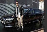 """Madrido """"Real"""" futbolininkų garažas: kurio """"Audi"""" brangiausia?"""