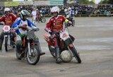 """Kretingos """"Milda"""" – atvirojo Pabaltijo motobolo čempionato nugalėtoja"""