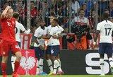 """Dviejų įvarčių pranašumą iššvaistęs """"Tottenham"""" po baudinių serijos įveikė """"Bayern"""" ir triumfavo """"Audi Cup"""" turnyre"""