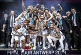 """Milijoną eurų ir FIBA Čempionų lygos titulą iškovojo """"Virtus"""", A.Kulboka su """"Brose"""" liko ketvirti"""