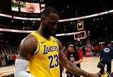 """NBA """"Visų žvaigždžių rungtynėse – taisyklių pakeitimai ir K.Bryanto pagerbimas"""