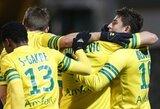 """Naujokas """"Nantes"""" toliau stebina Prancūziją – įveiktas ir """"Marseille"""" klubas"""