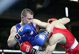 Į ringą sugrįžtantis E.Stanionis sužinojo pirmąjį varžovą šių metų APB profesionalaus bokso lygoje