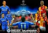 """KONKURSAS: atspėkite """"Chelsea"""" - """"Galatasaray"""" rungtynių rezultatą ir laimėkite prizus! (atnaujinta)"""