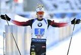 J.T.Boe laimėjo persekiojimo lenktynes ir tolsta nuo varžovų pasaulio taurės įskaitoje