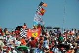 """Koronavirusas turkų nebaugina: """"Formulės 1"""" lenktynėse nori 100 tūkst. sirgalių"""