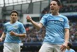 """""""Manchester City"""" sutrypė """"Southampton"""" klubą"""