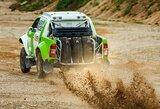 """V.Žala po pirmųjų testų su naujuoju Dakaro automobiliu: """"Žvėris"""""""