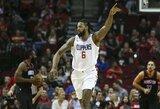 """""""Clippers"""" stovykloje – įtampa tarp D.Jordano ir klubo vadovybės"""