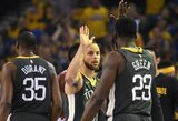 """""""Warriors"""" atstovai nepatenkinti K.Perkinso elgesiu"""