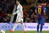 """T.Henry: """"L.Messi – įgimto talento pavyzdys, C.Ronaldo – atkaklaus darbo"""""""