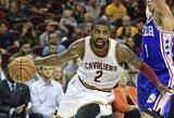 """K.Irvingas į...? Penkios mainų galimybės """"Cavaliers"""" komandai"""