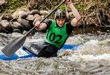 M.Atmanavičius pradėjo Europos baidarių ir kanojų slalomo čempionatą