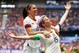 FIFA brandina planus moterų pasaulio čempionatą rengti kas dvejus metus