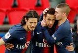 Sezoną Prancūzijoje PSG užbaigė pasiekdami rekordą