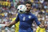 """Oficialu: """"Inter"""" už daugiau nei 20 mln. eurų įsigijo Italijos rinktinės saugą"""