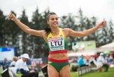 Trišuolininkė D.Kilty laimėjo varžybas Suomijoje, I.Zarankaitė, E.Balčiūnaitė ir S.Bertašius užėmė antrąsias vietas