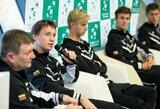 """Lietuvos teniso sąjungos prezidentas R.Grušas: """"Tikiu, kad olimpinėse žaidynėse turėsime pirmą Lietuvos tenisininką"""""""