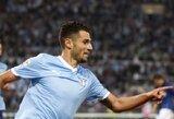 """""""Lazio"""" dar vienam sezonui pasiskolino A.Candrevą"""
