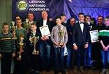 Apdovanoti 2016 m. Lietuvos kartingo čempionai