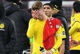 """""""Borussia"""" surengtu pasirodymu nusivylęs M.Reusas: """"Visiškas šūdas"""""""