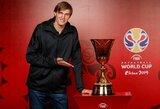 A.Kirilenka sieks pratęsti Rusijos krepšinio federacijos prezidento pareigas