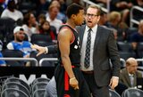 """Paaiškėjo, kokį kontraktą pasirašė naujasis """"Raptors"""" treneris"""