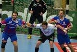A.Malašinsko klubas iškovojo pergalę rankinio Čempionų lygoje